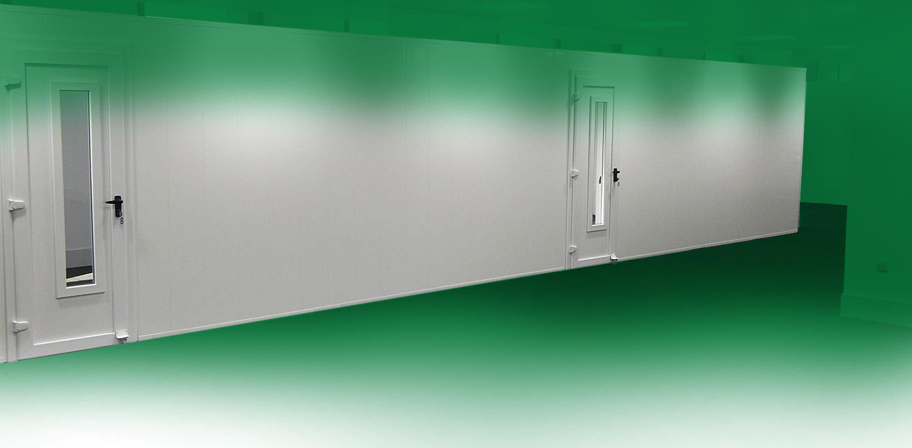 Lightweight partitioning system