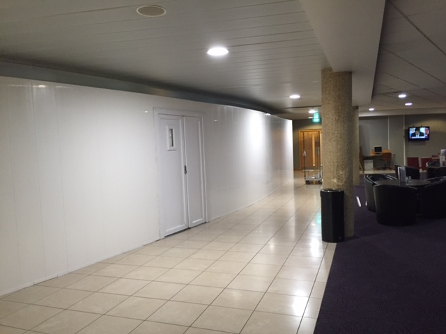 David Lloyd Lincoln internal hoarding